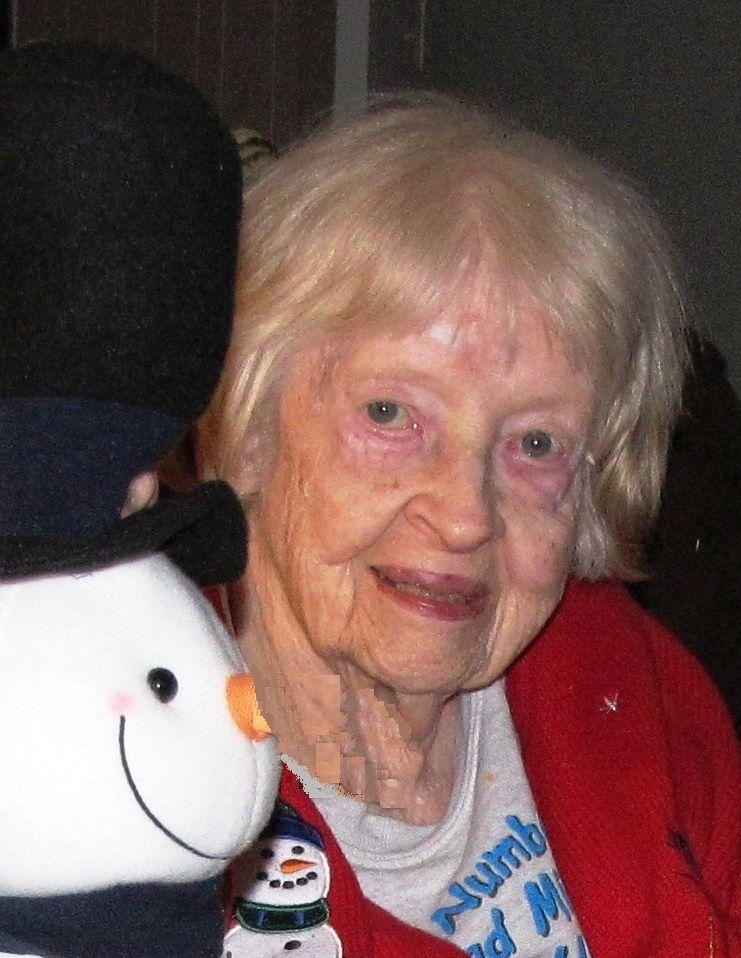 Isabelle Margaret Schwenk