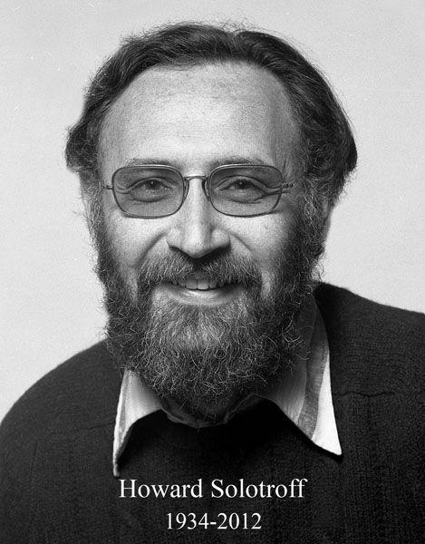 Howard Norman Solotroff