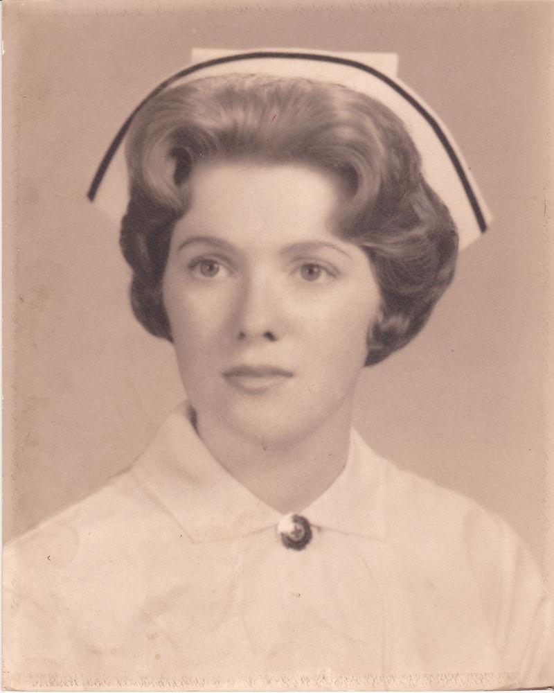 Marion Frances Mitchell