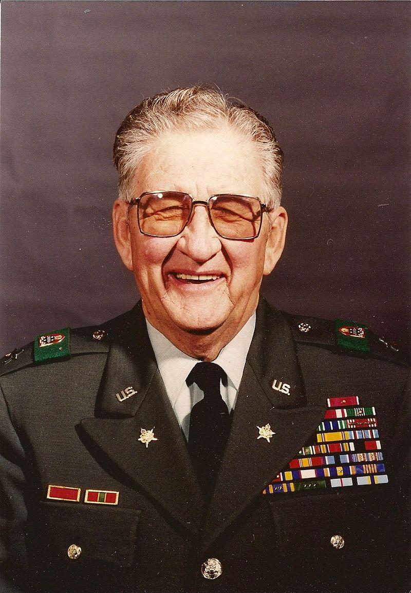 Brig. General Robert L. Fritz