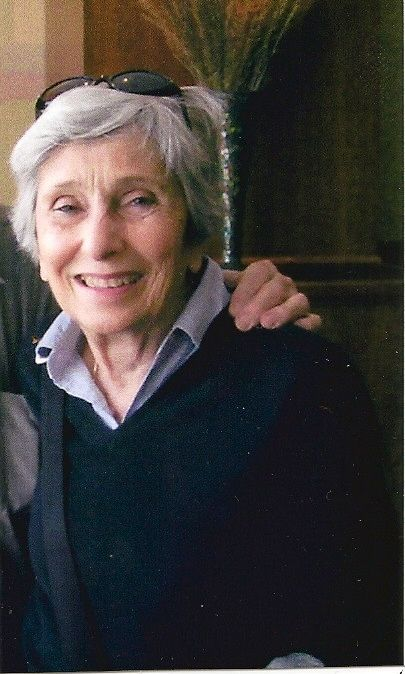 Josephine Gloria Morrison Wecker