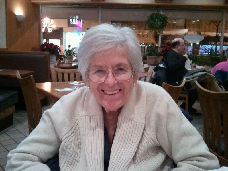 Shirley Ann Seeley