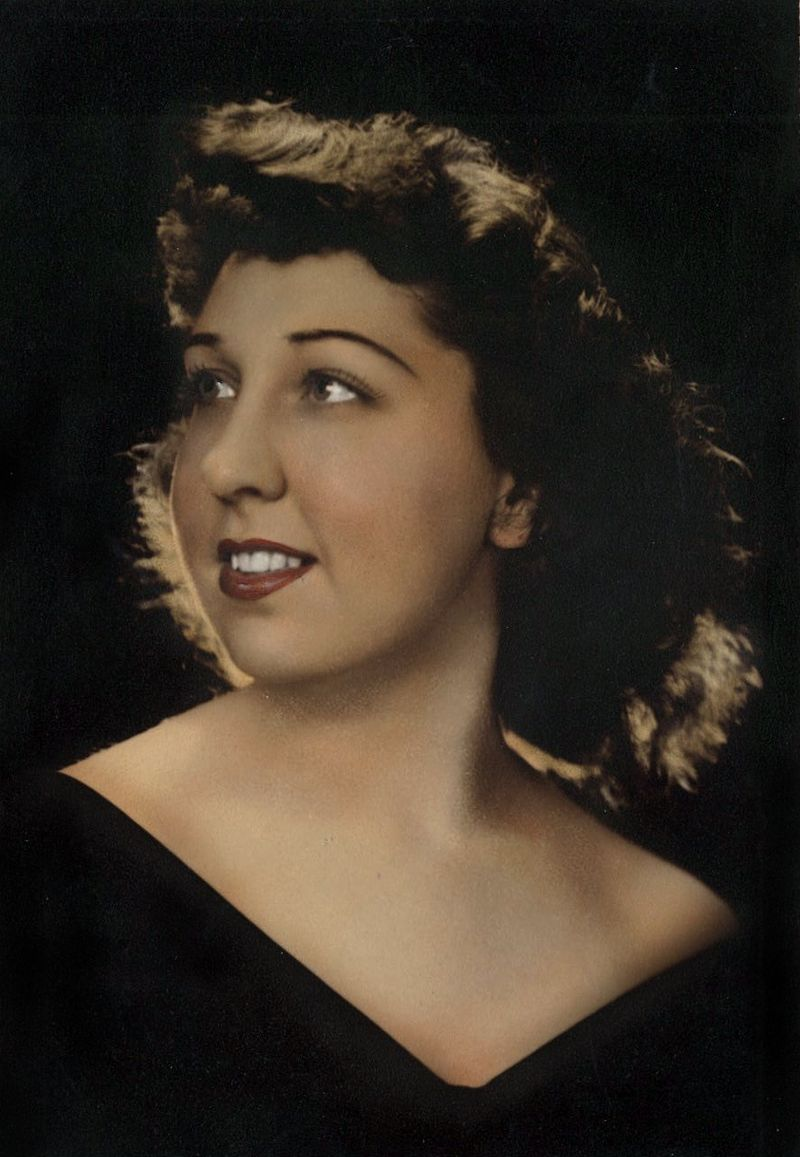 Lucille Marie Schmidt