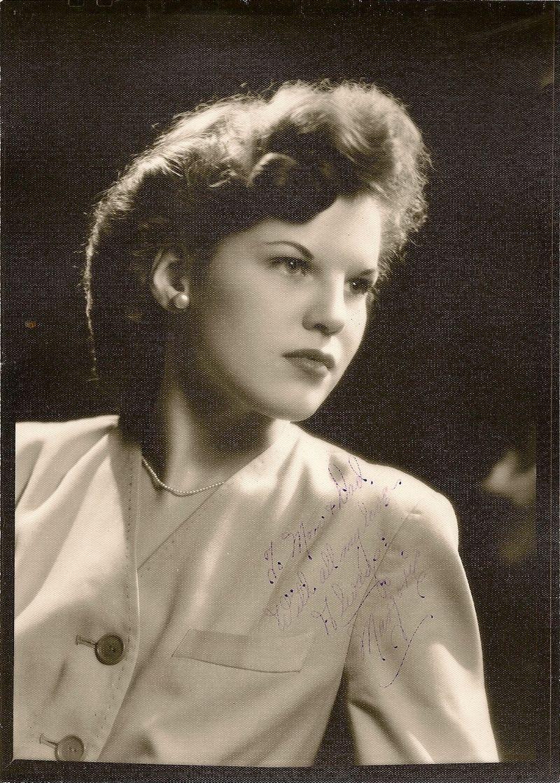 """Marjorie """"Maggi"""" D. Rogers"""