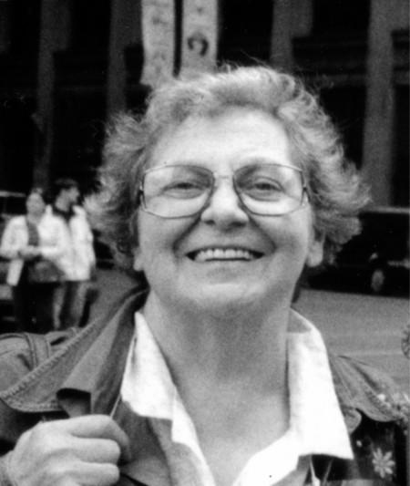 Ruth Marilyn Tregay Siegel