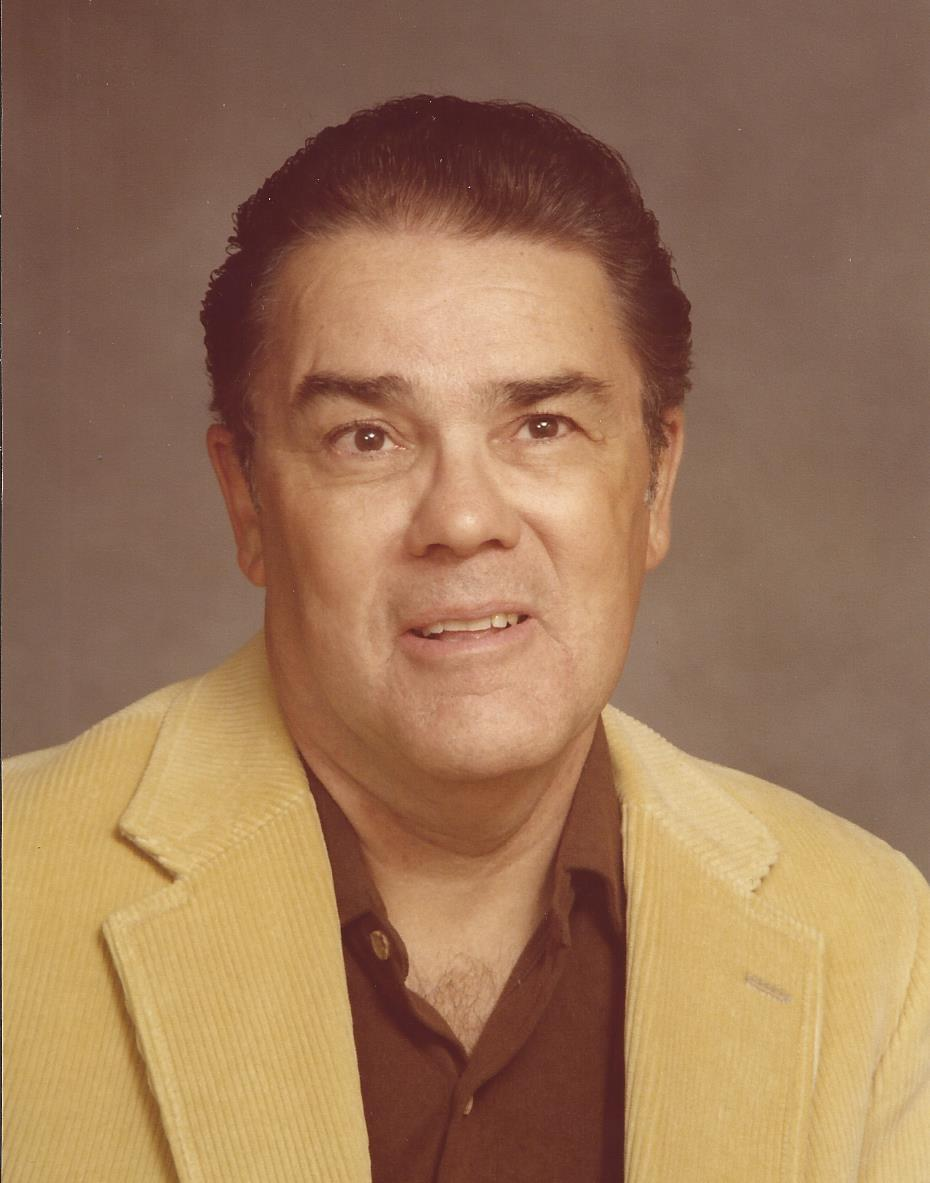 Robert (Bob) Elwood Geiger