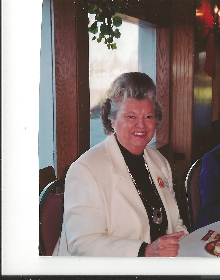 Evelyn Doris Brady