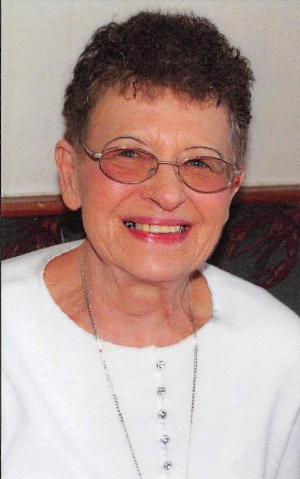 Bernice Lillian Bartlett