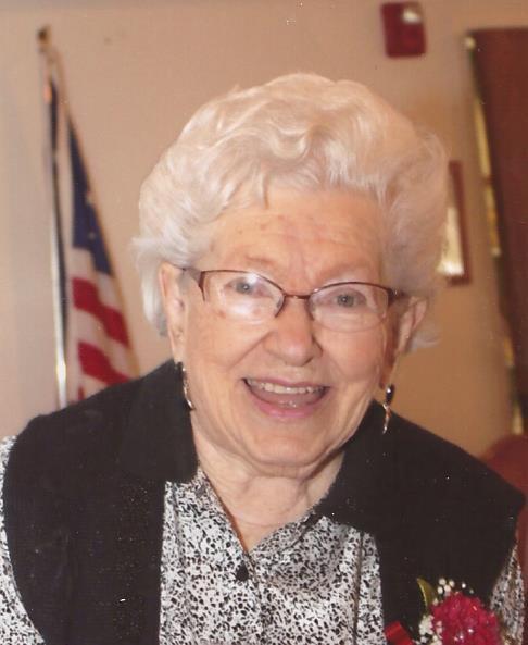 Josephine Mary Zwierzynski