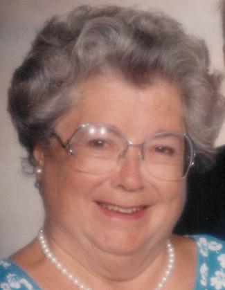 Geraldine June Bowman