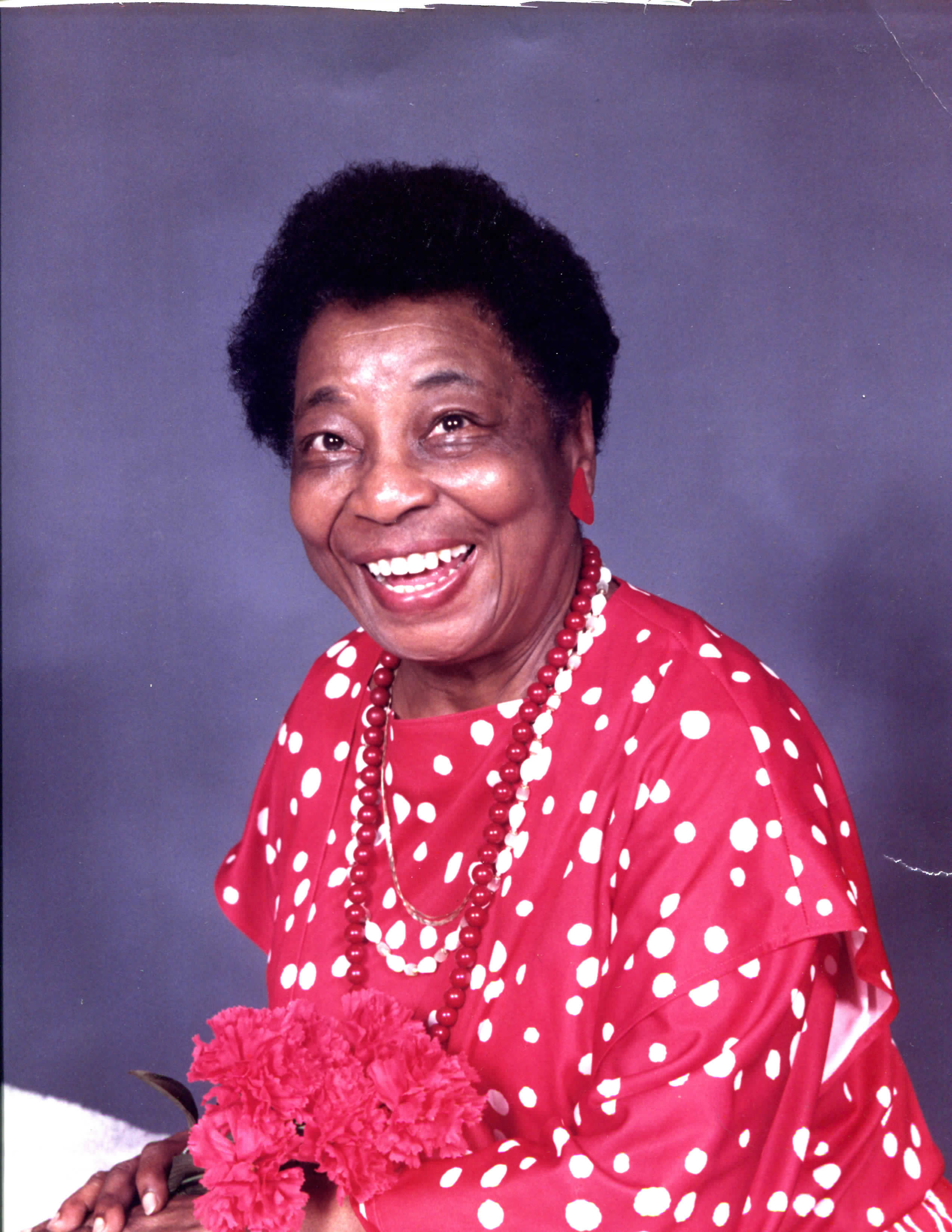 The Rev. Frances Virginia Hicks