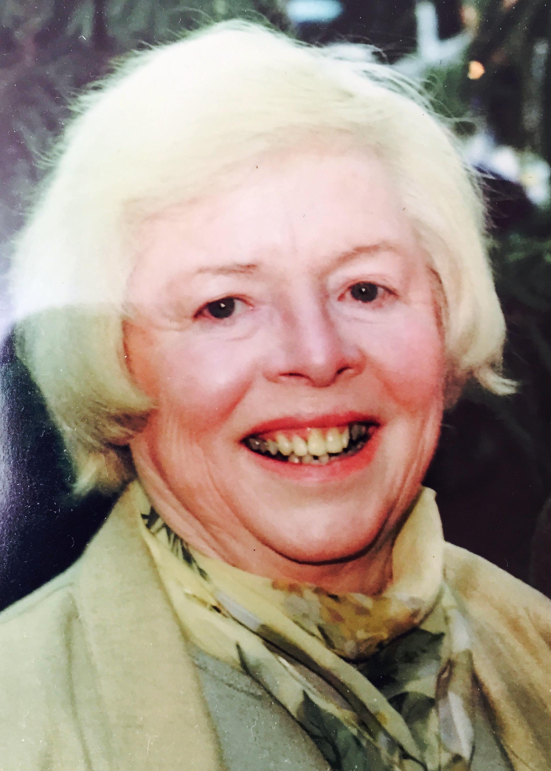 Mary Jayne Cahill Wadden