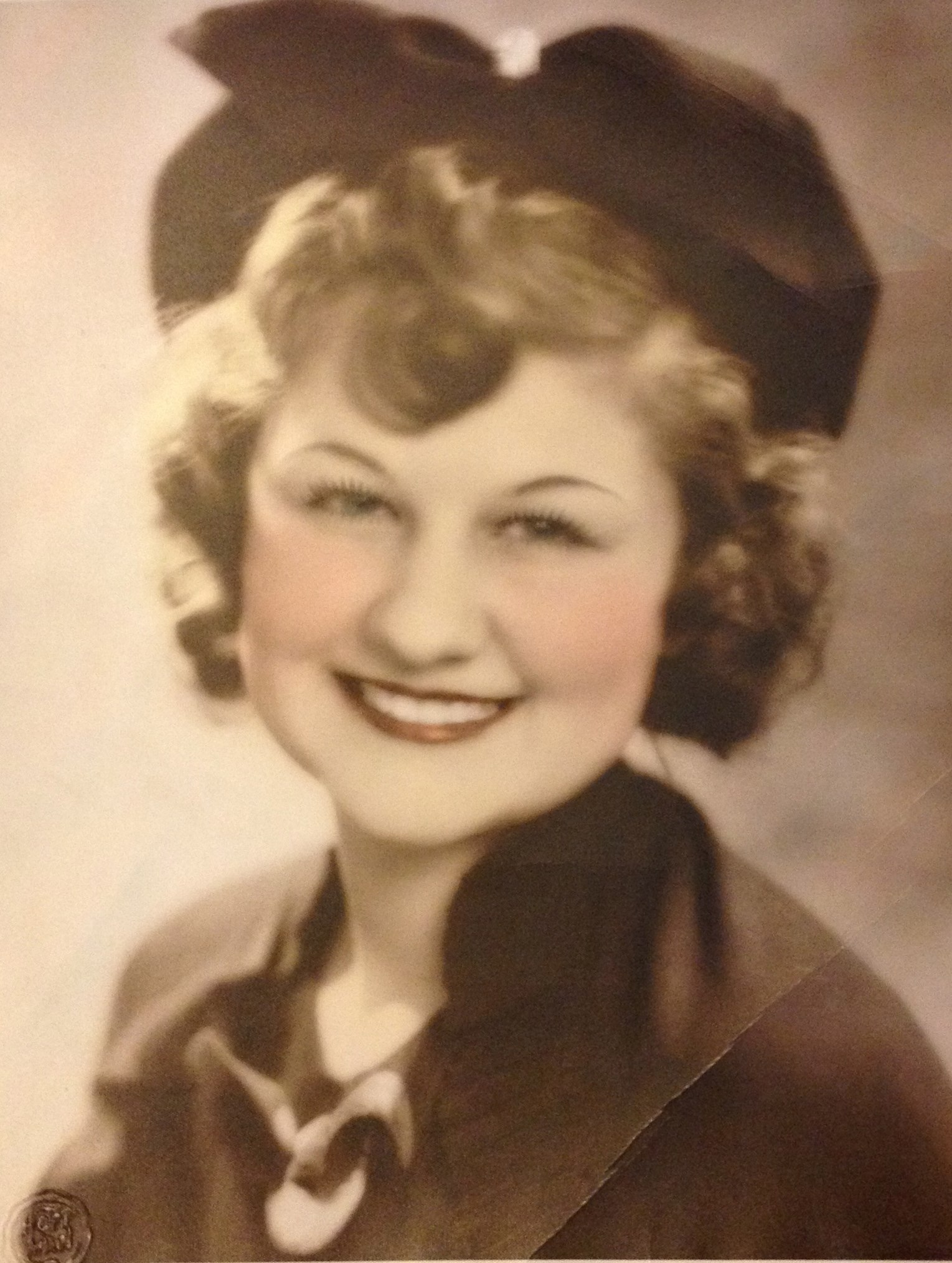 Marie Elizabeth Bergstrom
