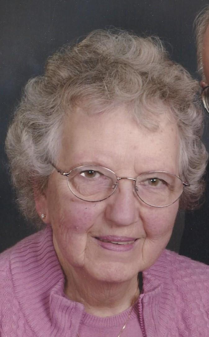 Grace Louise Sherman Streb
