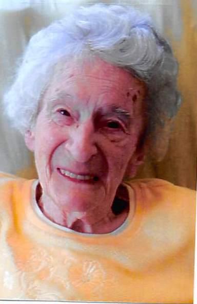 Audrey Lorraine Halicke
