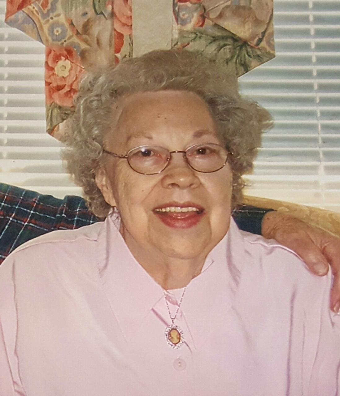Betty Lucille Paul-Schmidt