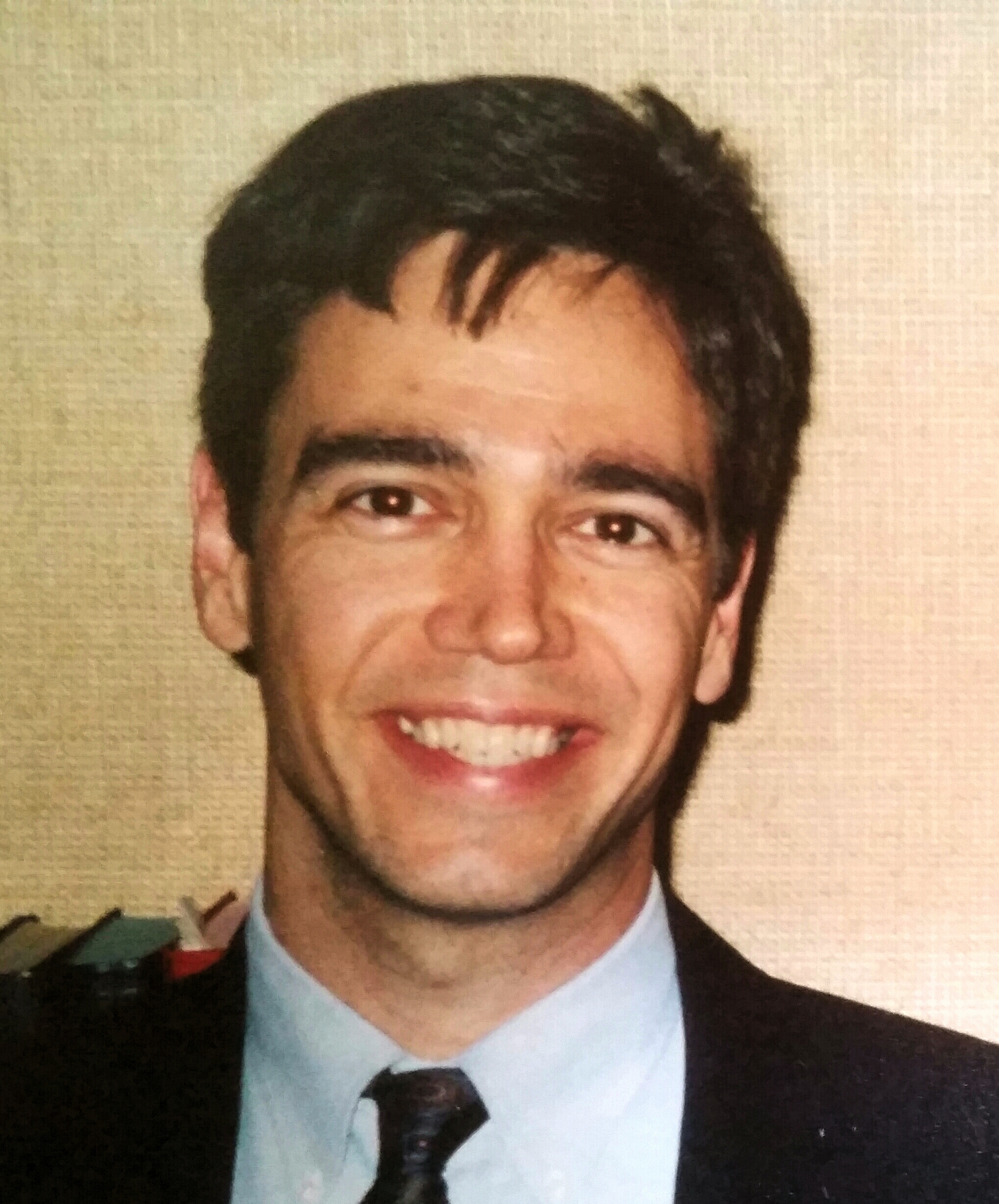 Brian James Thomas