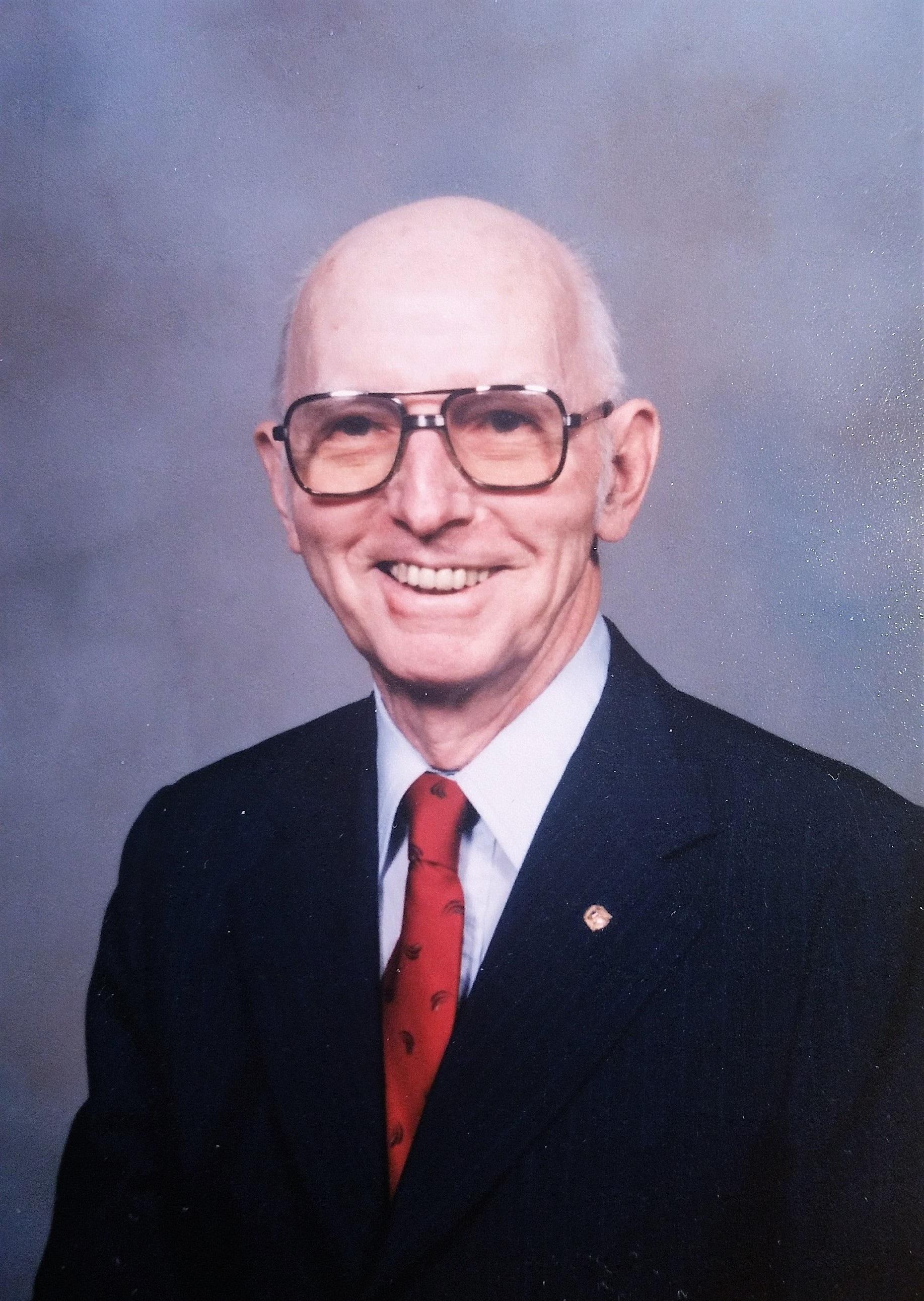 Albert Grant McKey