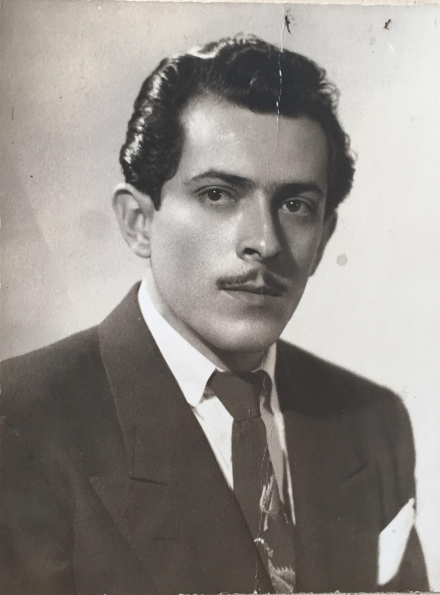 """Edwardo """"Luis"""" N. Martinez"""