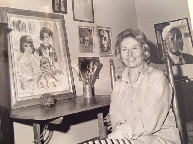 Mary Daniel Owen Rosenthal