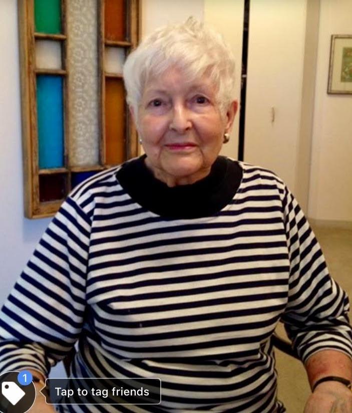 Ruth Charlene Riddell