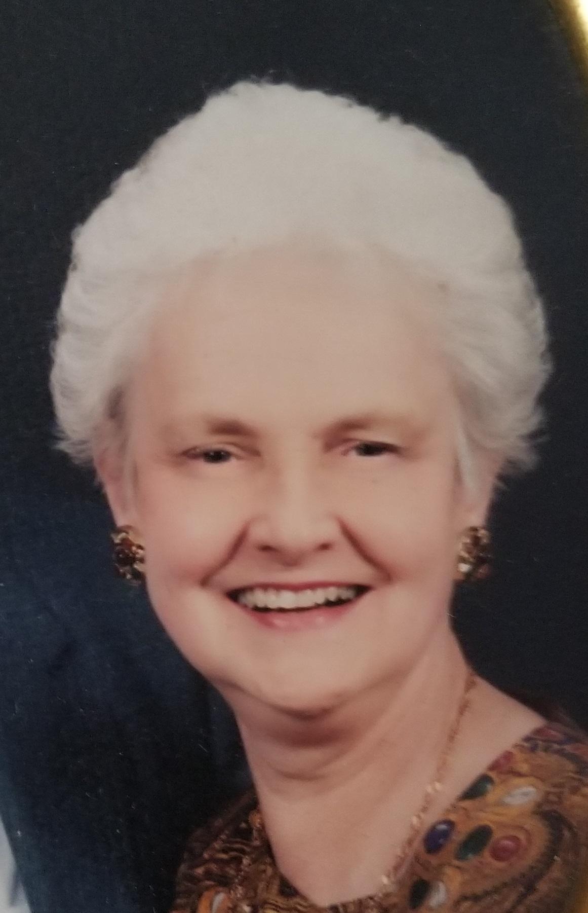 Frances Joan Conway