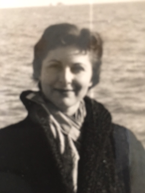 Miriam Muriel Seibert Moss