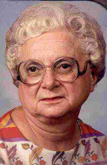 Photo of Phyllis (Foster) Stiles