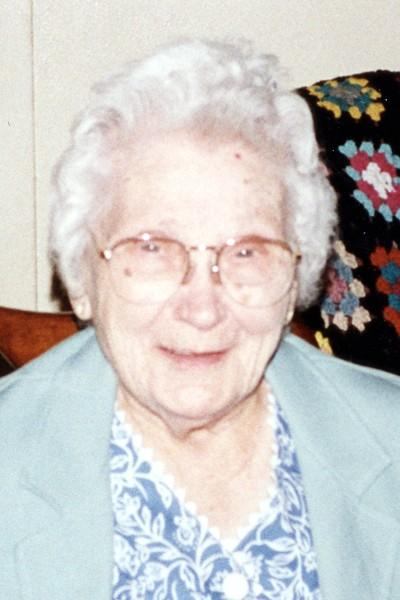 Photo of Alma Whitt
