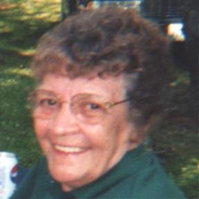 """Kathryn  """"Kay"""" Mae Fenton"""