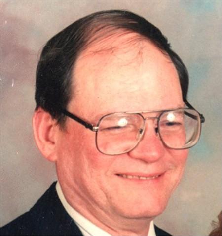 Carl Richard Laughlin