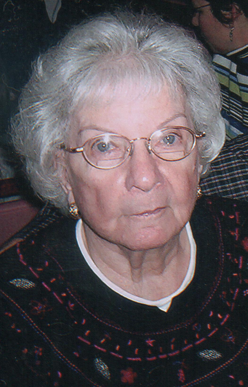 Alverda McConnaughy
