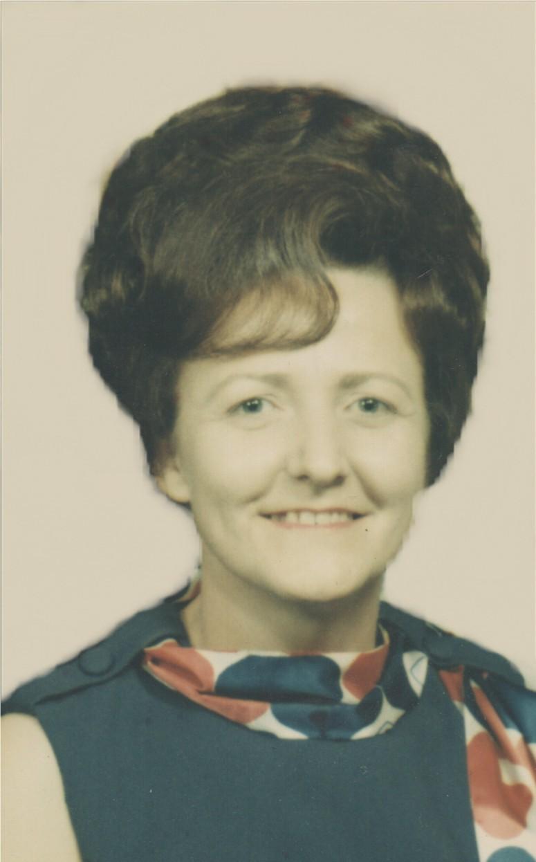 Helen Eileen Burtt