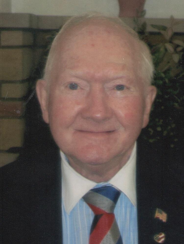 Melvin D.  Rupert
