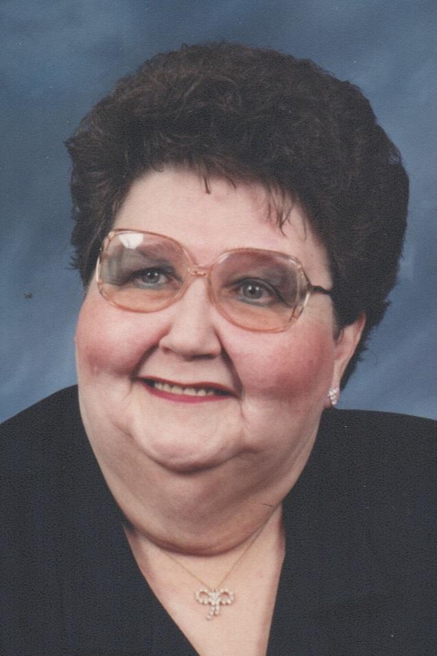 """Letitia Ann """"Tish"""" Hintz"""