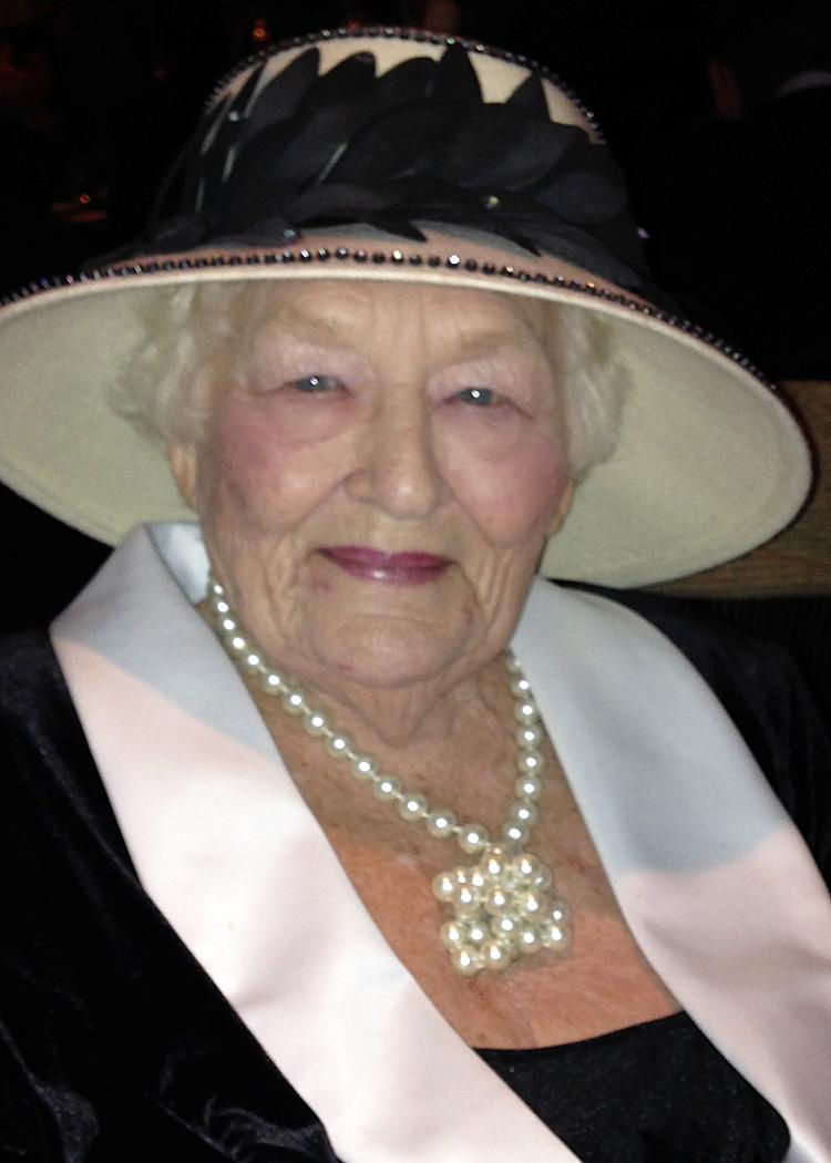 Agnes Joyce Baum