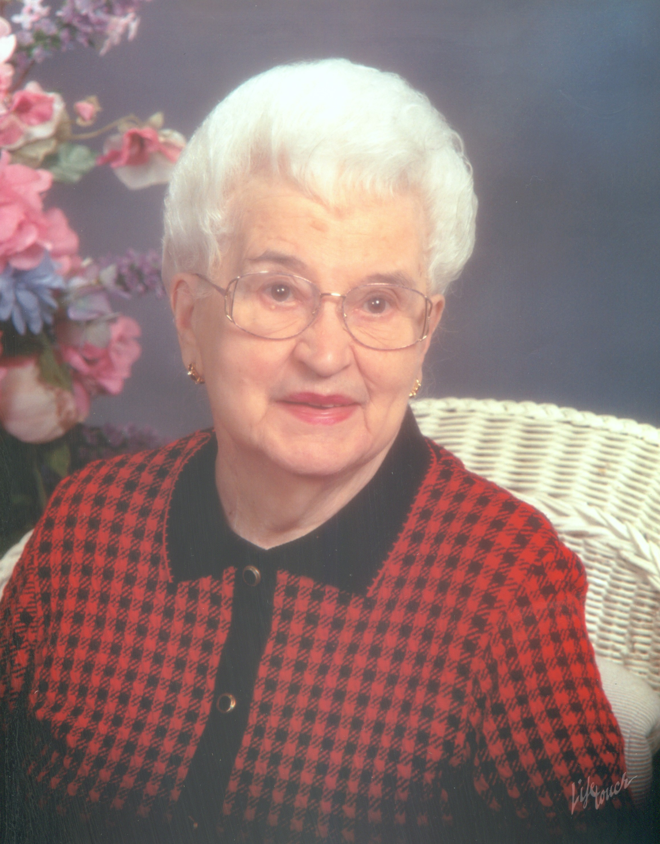 Thelma M. Blosser