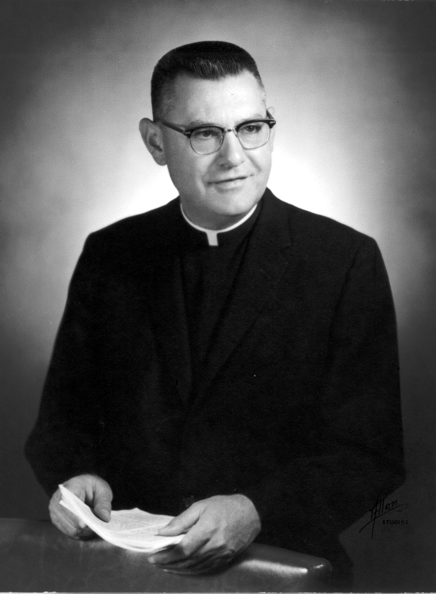 Reverend Monsignor John J. Daum