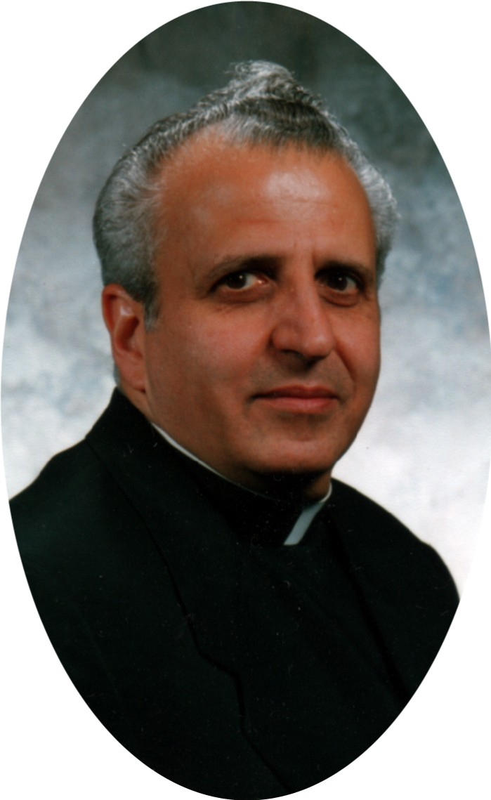 Father Joseph Richard David