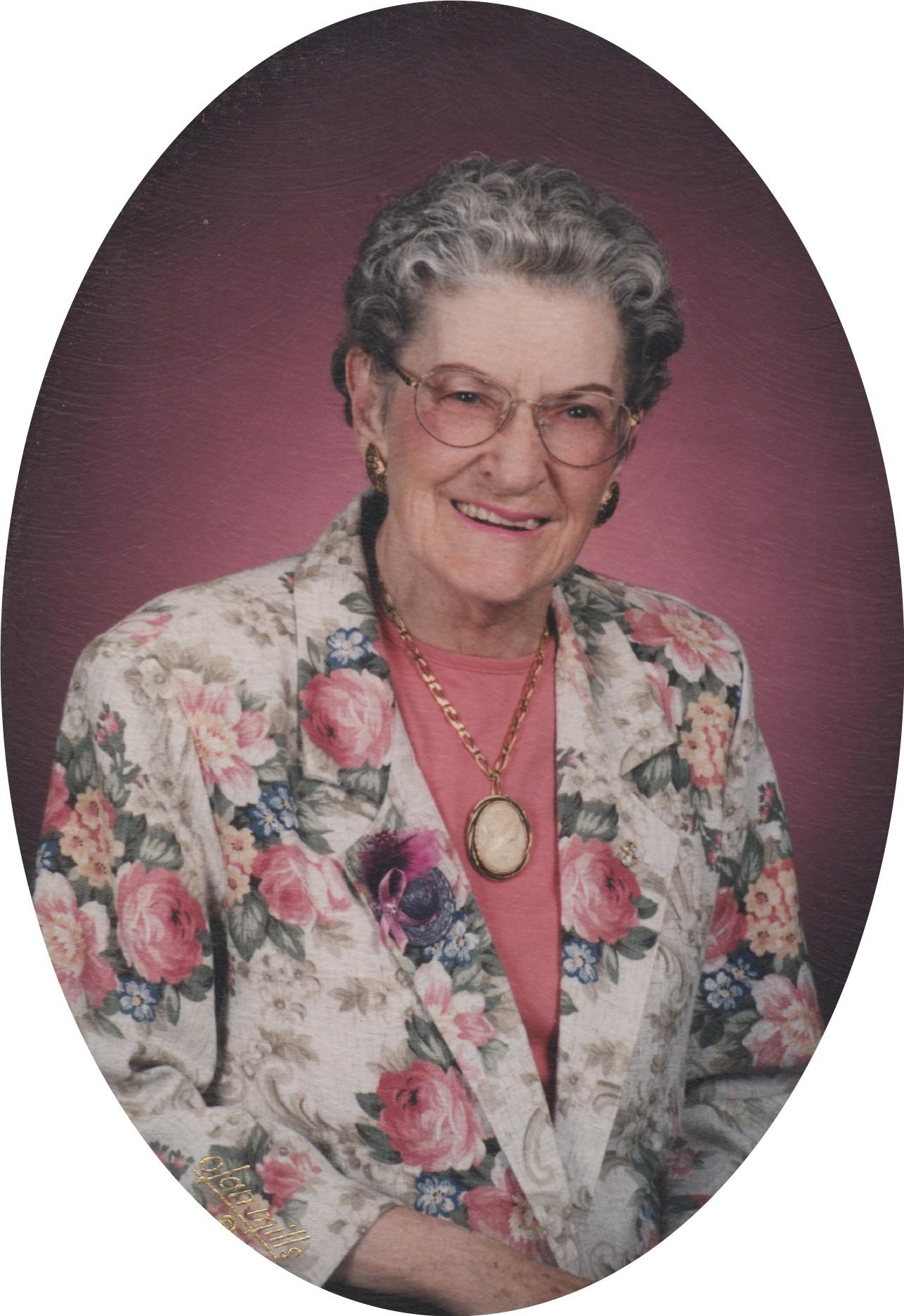 Grace E. Kreiger