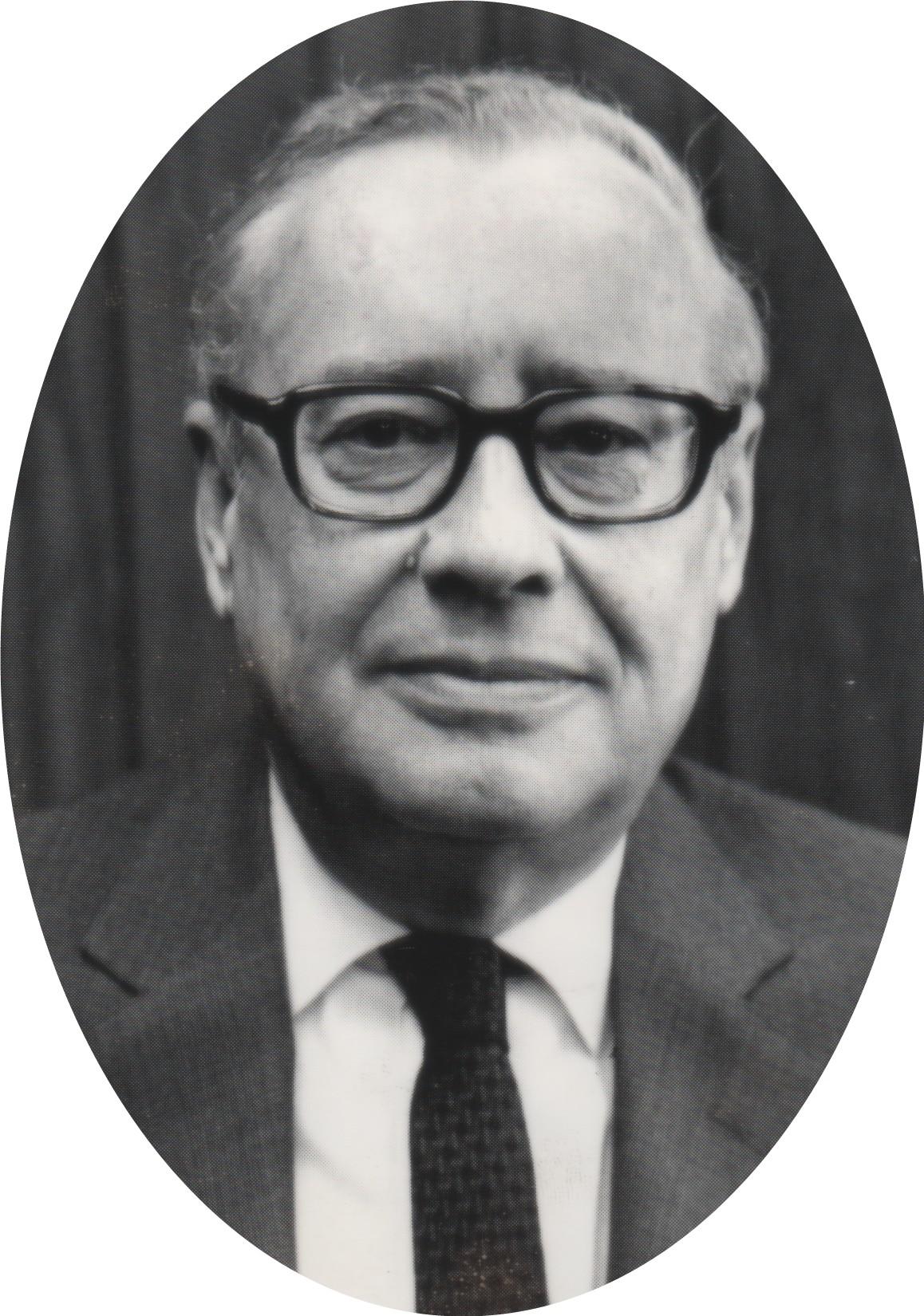 Robert Wales McLain